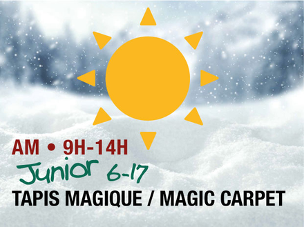 AM - Magic Carpet - Junior (6 to 17 years)